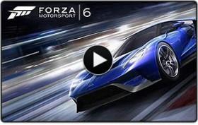Forza Motorsport 6 E3