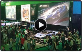 Gamescom 2015 Forza Motorsport 6