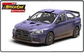 Mitsubishi Lancer Evo Rallycross