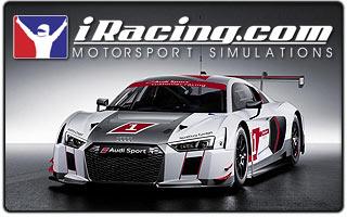 iRacing Audi R8 LMS