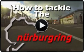 How to Tacle the Nordschleife