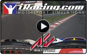 Nordschleife iRacing vs Assetto Corsa