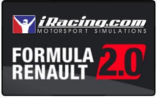 iRacing Formula Renault 2.0